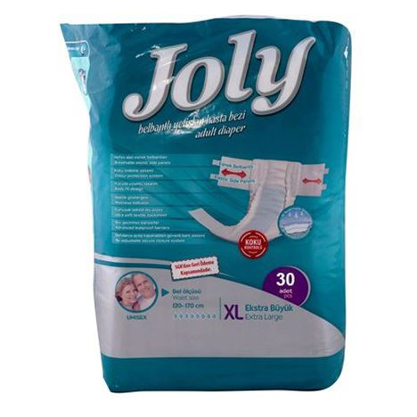 Joly Adult Extra Large Diapers 30 pcs (HC-013)