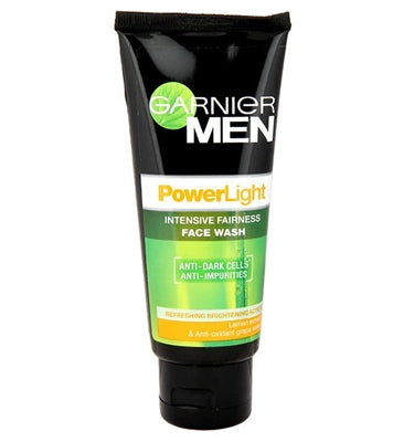 Garnier Men Power Light Face Wash 100Gm RCN