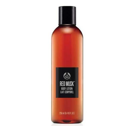 The Body Shop Red Musk Body Lotion – 250ml(WBC-019)