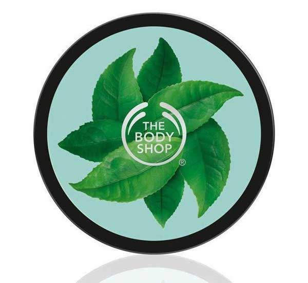 Body Shop Fuji Green Tea Body Butter - 200ml (WBC-013)