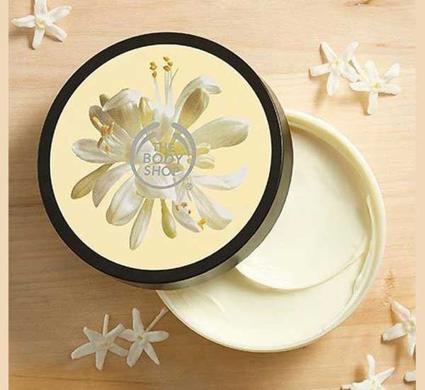 The Body Shop Moringa Softening Body Butter - 200ml. (WBC-011)