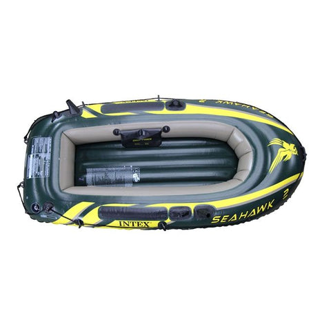 Tanimislam577 Hydro Force Inflatable Double Boat With Electric Pumper - Multi-Color(GA-032)