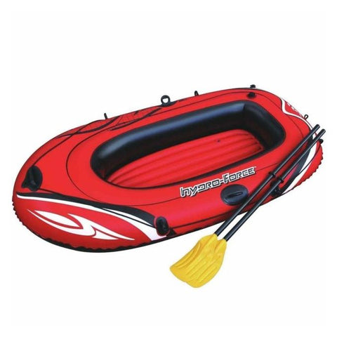 Bestway 1 Person Hydro Force Inflatable Boat Raft Dinghy Set Bestway With Oars(GA-029)