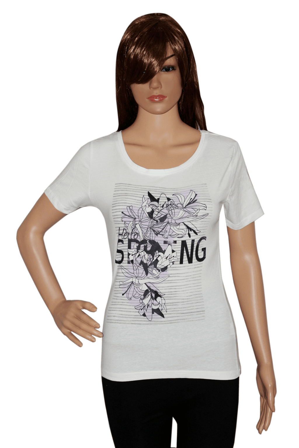 Ladies T-Shirt (LTS-0151)