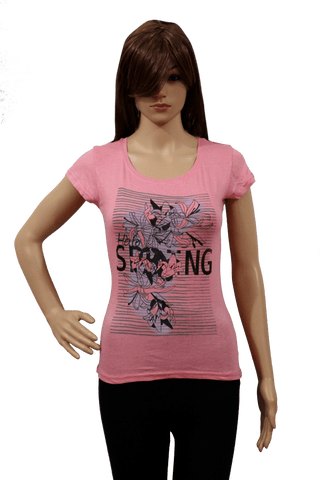 Ladies T-Shirt (LTS-0159)