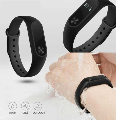 Xiaomi Mi Band 2 Smart Watches for Android iOS (GA-35)