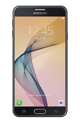 Samsung Galaxy J7(Black,Gold)