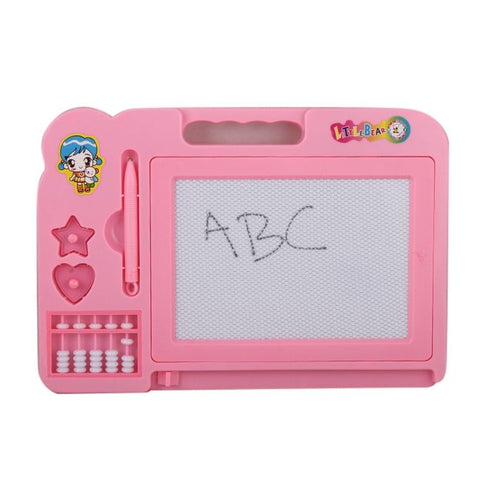 Super Star Gifts Plastic Magic Slate -  (LE-010)