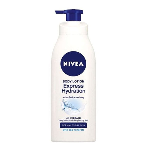 Nivea Body Lotion ExpresHydtation For Unisex