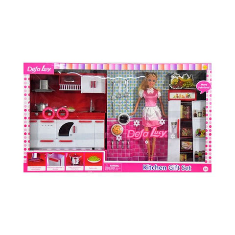 ET Tech Defa Lucy Kitchen Set - Multi-color(TG-012)