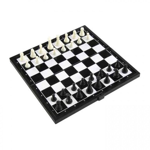 Magnetic Chess Board (STS-020)