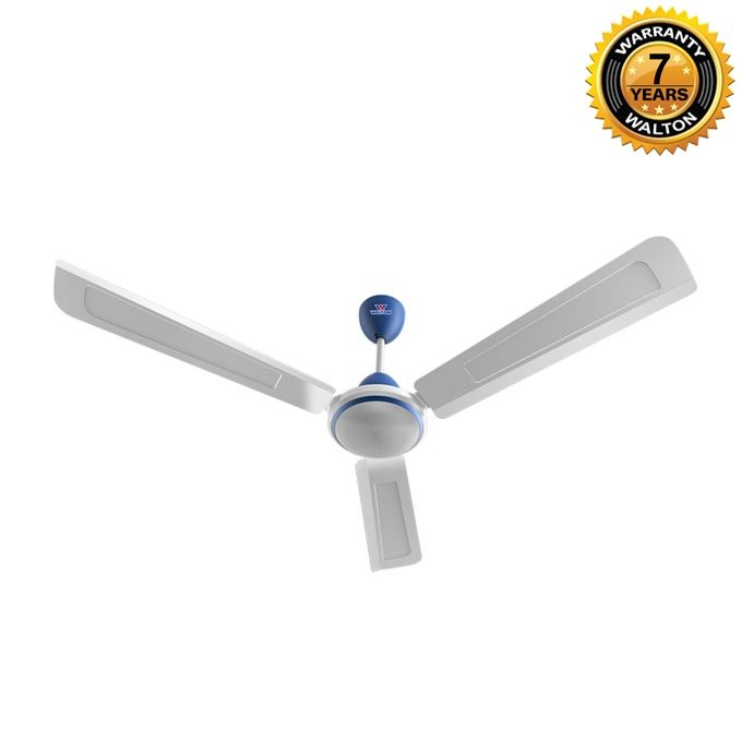 Walton Walton WCF5601 EM Ceiling Fan - White and Blue(CF-012)
