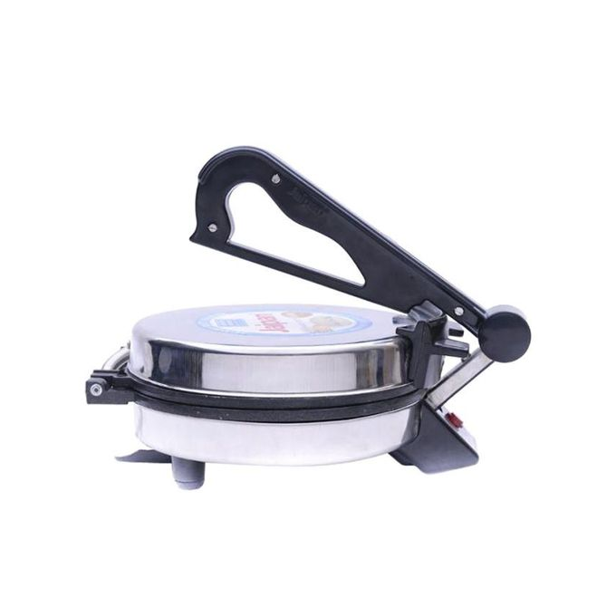 HiTz Magic Electric Roti Maker - Silver (RM-004)