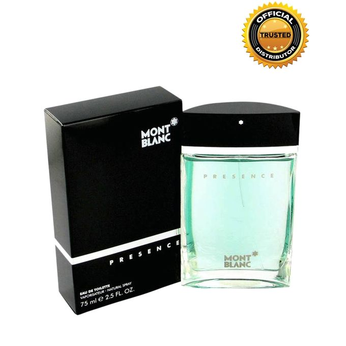 Mont Blanc PRESENCE EDT Body Spray For Men