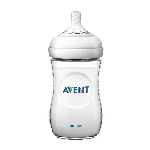 Philips Avent Feeding Bottle For Baby - Transparent(NF-03)