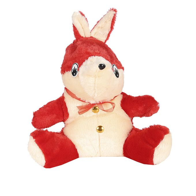 Prottasa Soft Doll for Kids - Red(TG-013)