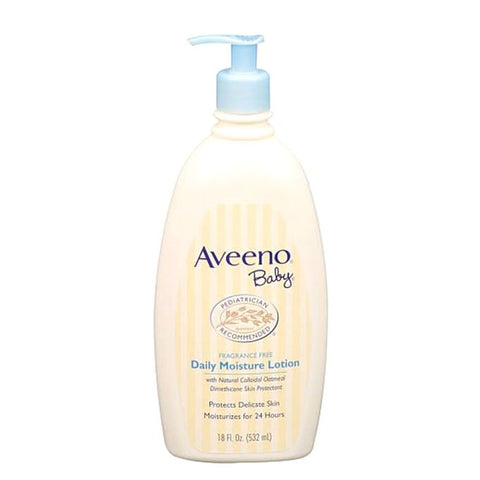 Aveeno Baby Daily Moisture Lotion - 355ml (Bc-09)