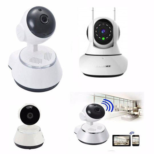 Jo vision Cloud See IP Security Camera JVS-H510 Wireless Wi-Fi(CT-009)