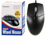 A4Tech OP-620 Mouse (Black) (GA-30)