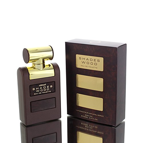 Armaf Shades Wood Perfume For Men 100 ML