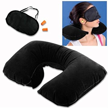 Travel Neck Air Cushion Pillow (GA-23)