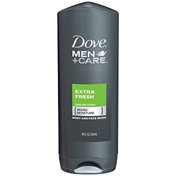 Dove Men And Care Extra Fresh Body Wash 250ml BM7032