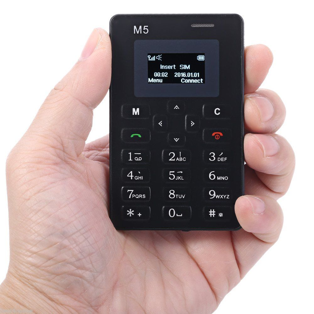 MINI CARD PHONE (GA-034