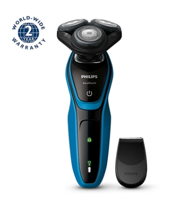 AquaTouch Wet And Dry Electric Shaver S5050 (SN-006)
