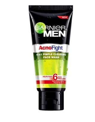 Garnier Men Acno Fight Face Wash 100Gm RCN