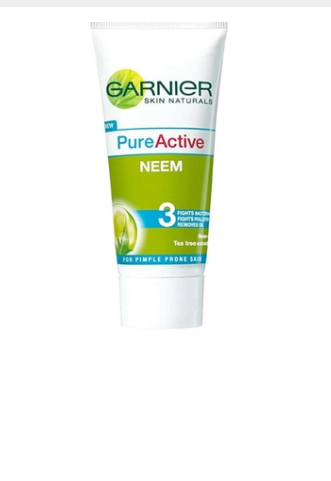 Pure Active Neem Face Wash