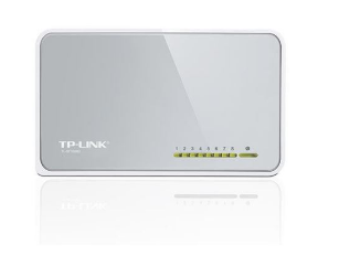 8-Port 10/100Mbps Desktop Switch- TL-SF1008D(GA-027)