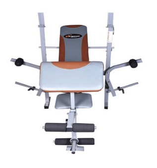 Evertop ET-307b-2 Weight Bench - White (FE-0011)