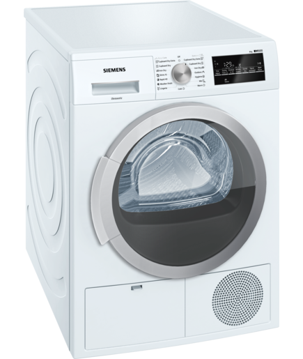 Siemens WT46G400GC Dryer