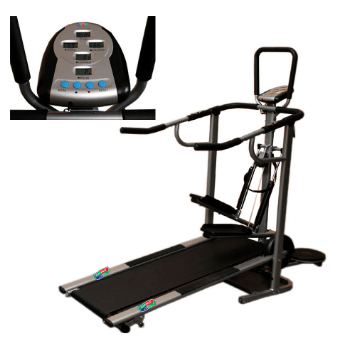 Treadmill Manual ( 4 in 1) (MRM-0006)