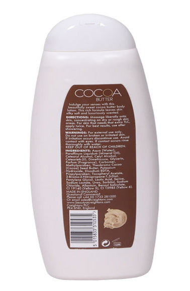 Creightons Body Lotion With Cocoa Butter ( WSC-020 )