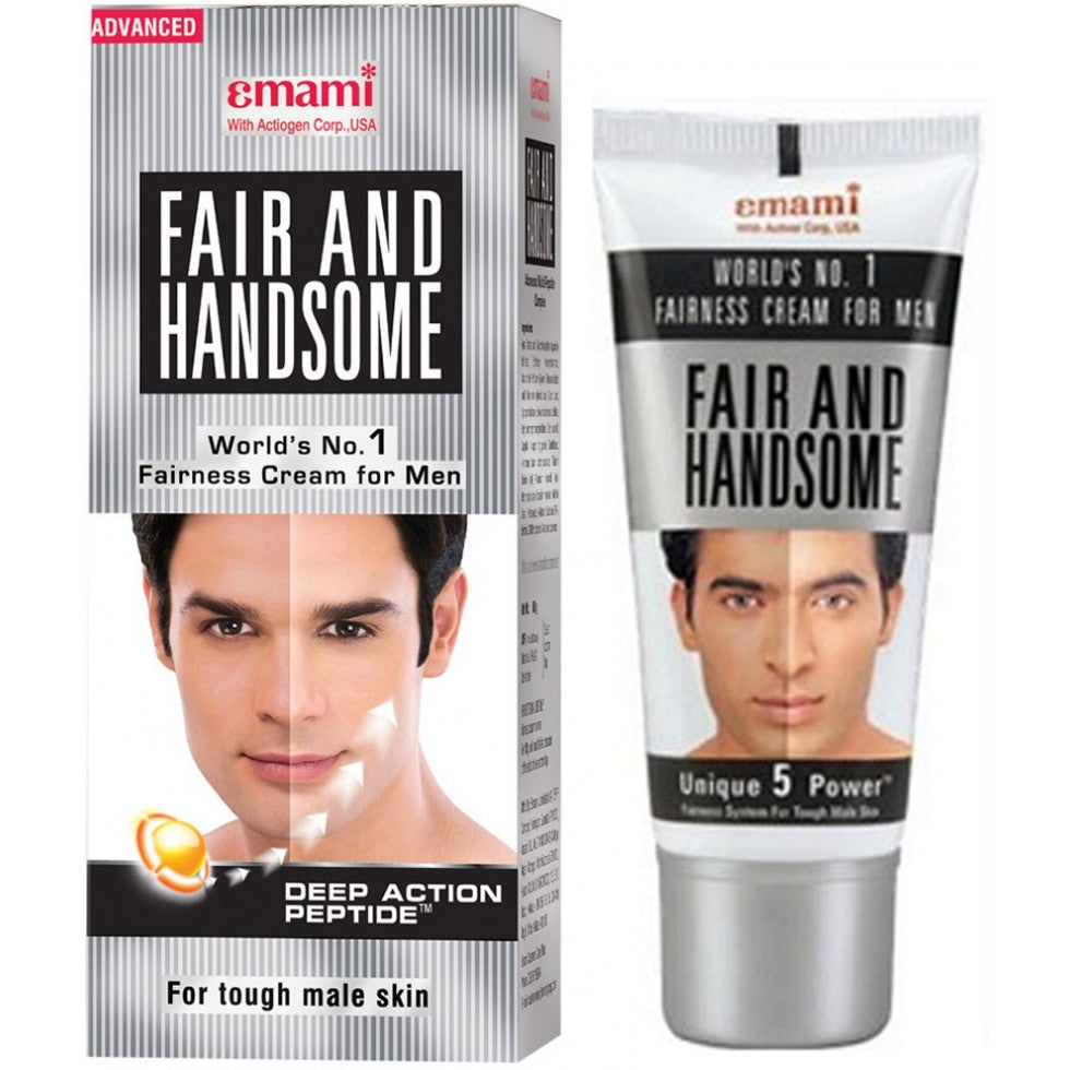 Emami Fair & Handsome Cream For Men 60Gm RCN-050