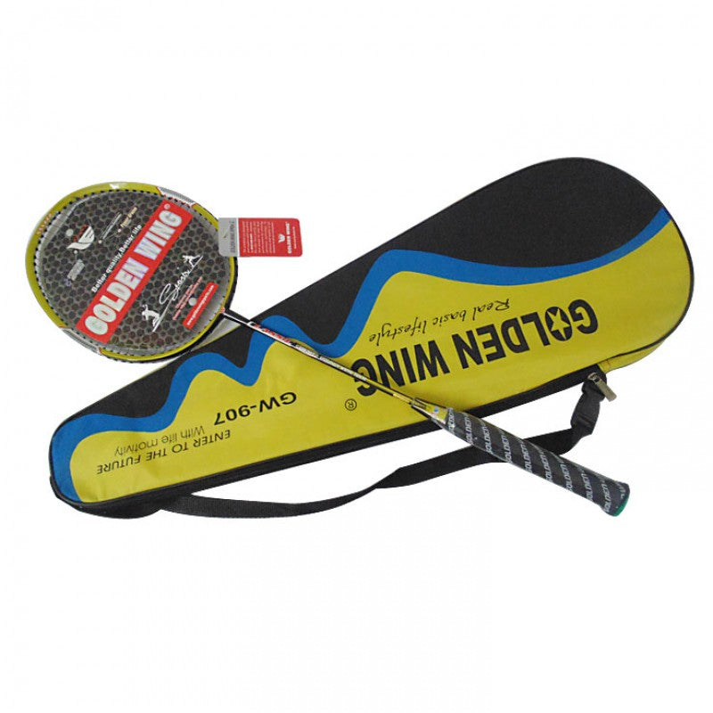 Golden Wing 907 Half Joint Racquet (STS-008)