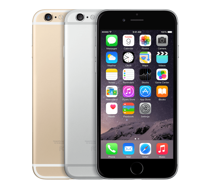 Apple iPhone 6 16GB (Black)