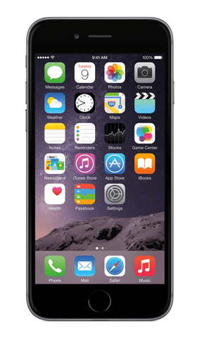 Apple iPhone 6 Plus 16GB (Black)