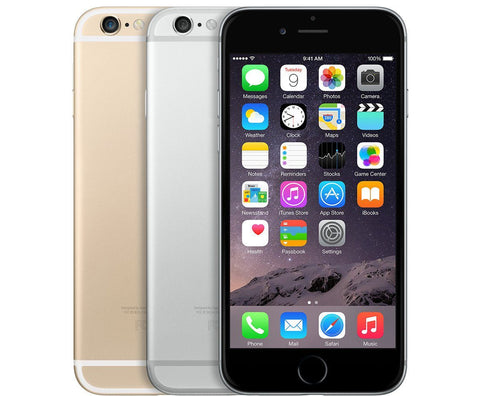 Apple iPhone 6s 64GB (Black)