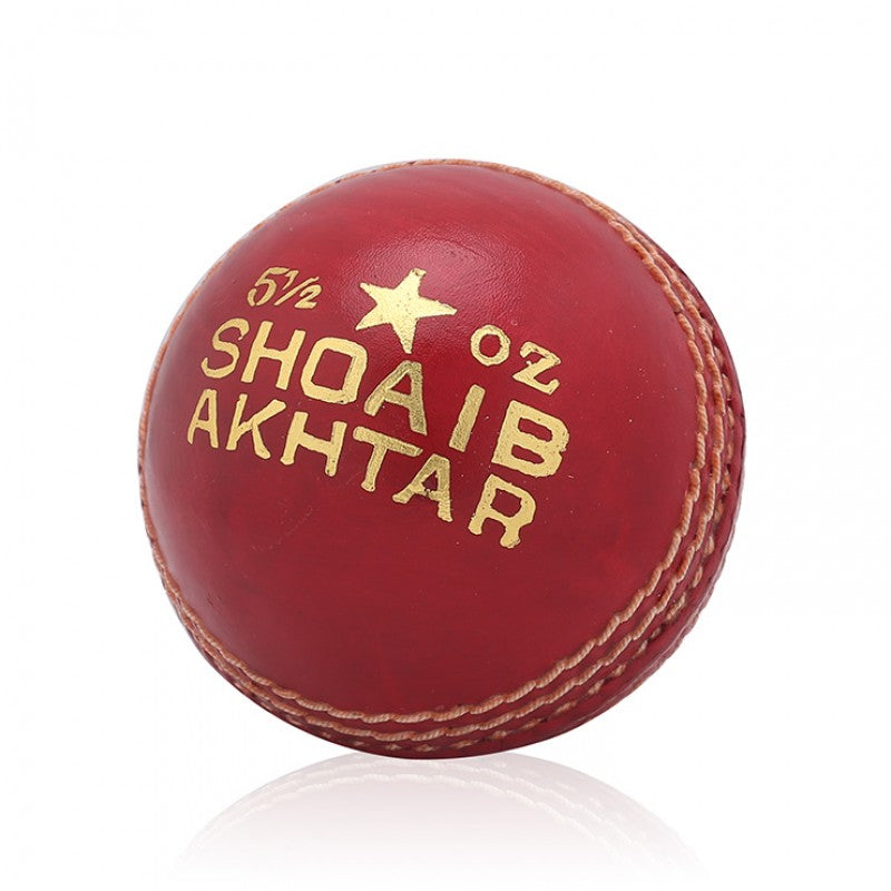 Shamsi Shoaib Akhtar Cricket Ball (STS-004)