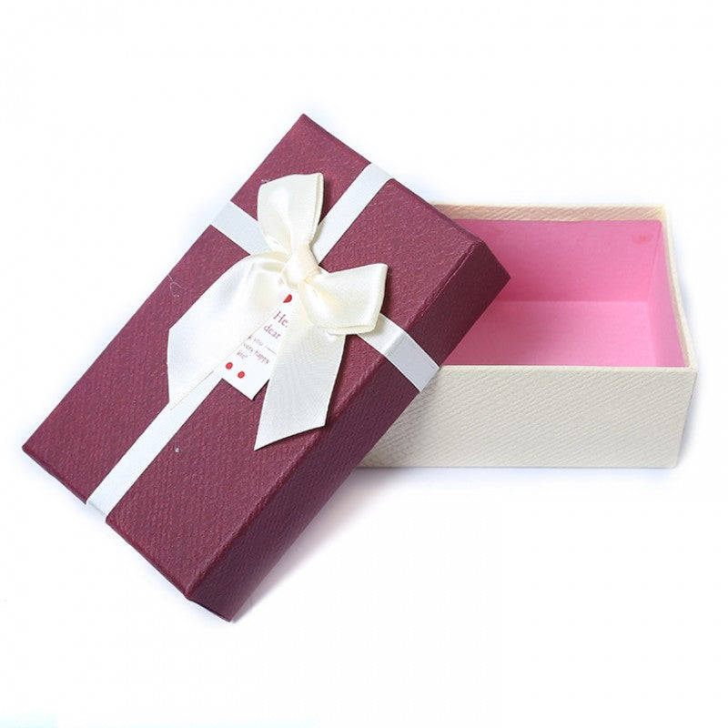 Gift Box With Ribbon (GF-005)