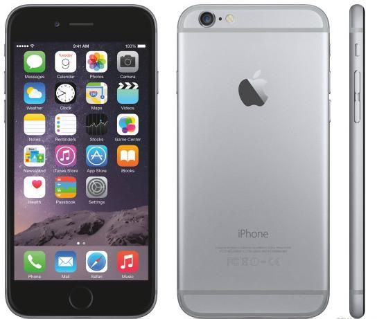 Apple iPhone 6 64GB (Black)