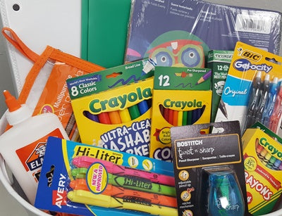 School Supply Packs for 2019-2020