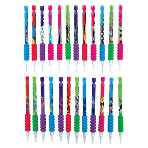 Mechanical Pencils, Assorted Designs