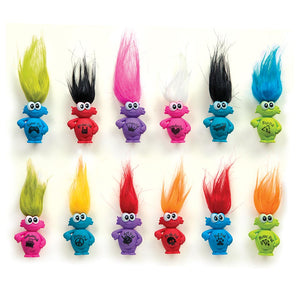 Monster Pals Eraser Topper. Assorted Personalities