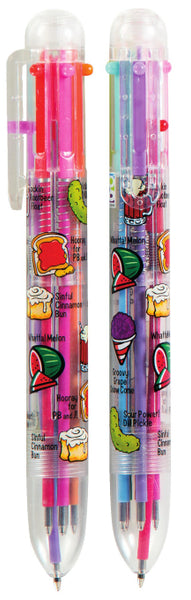 Scent-sibles Scented 6-Color Pen