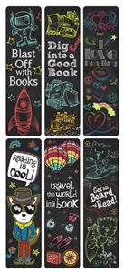 Reading Rocks Incentive Bookmarks, Variants