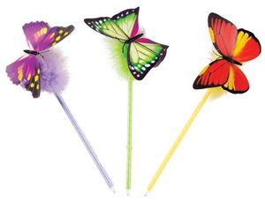Flutter-Fly Springy Pens, Assortment