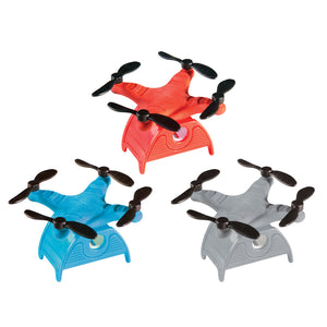 Bundle of 12 Drone Erasers/Sharpeners